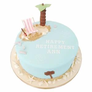 Special Occasion Cakes Edinburgh